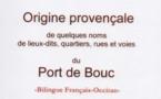 Le Port de Bouc de Baumasse en Gafette