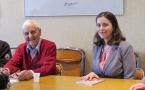 Un quatuor d'écrivains occitans se met à table à Belcodène