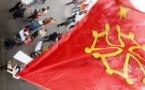 Les profs d'occitan manifestent contre la réforme des collèges