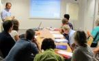 Ils apprennent le provençal au Conseil Départemental du 13