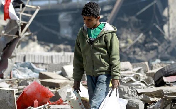 Tres jornalistas enseguits per denonciar leis armas francèsas au Iemen