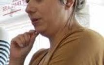 Gersende Grasset: « degun me l'a apres ! »