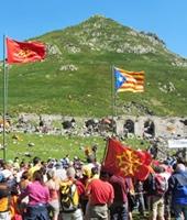La Pujada occitano-catalane d'août est annulée